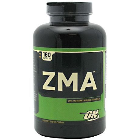 Optimum Nutrition ZMA, 180 capsules (Vitamins Supplements - ZMA)