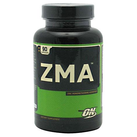 Optimum Nutrition ZMA, 90 capsules (Vitamins Supplements - ZMA)