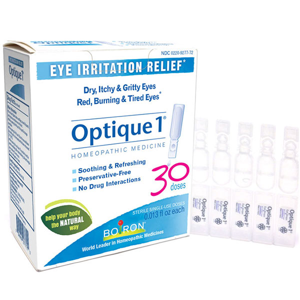 Optique 1 Eye Drops, Eye Irritation Relief 20 dose from Boiron