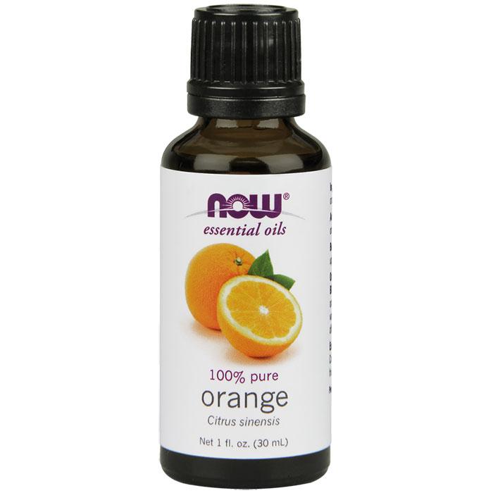 Orange Oil, 1 oz, NOW Foods