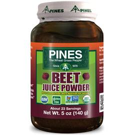 Organic Beet Juice Powder, 5 oz, Pines International