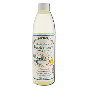 Organic Bubble Bath - Soothing Chamomile, 12.5 oz, Earth Friendly Baby