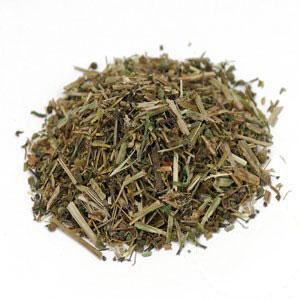 Organic Cleavers Herb Cut & Sifted, 1 lb, Starwest Botanicals