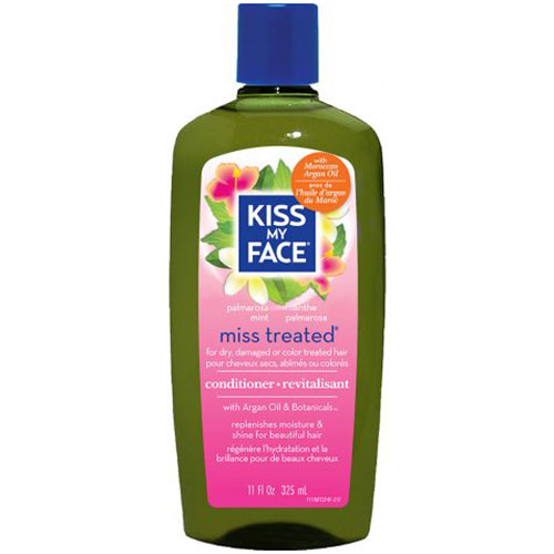 Organic Hair Care Paraben Free, Miss Treated Conditioner 11 oz, from Kiss My Face