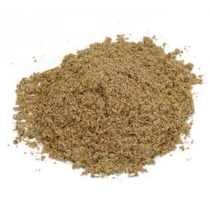 Organic Milk Thistle Seed Powder, 1 lb, StarWest Botanicals