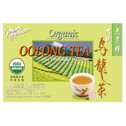 Organic Oolong Tea, 20 Tea Bags, Prince of Peace