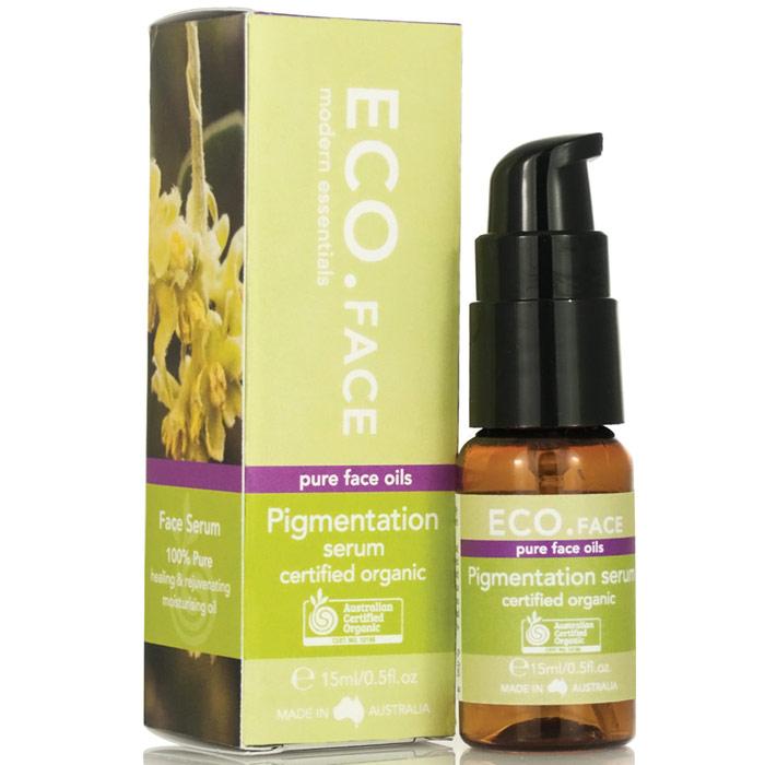 ECO Certified Organic Pigmentation Face Serum, 0.5 oz, Eco Modern Essentials
