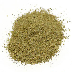 Organic Yerba Mate Leaf Green Cut/Sifted 1 lb, StarWest Botanicals