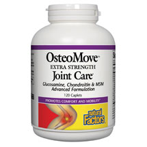 OsteoMove Extra Strength Joint Care, 120 Caplets, Natural Factors