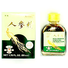 Panax Ginseng Extract Liquid 1.76 oz, Chinese Imports