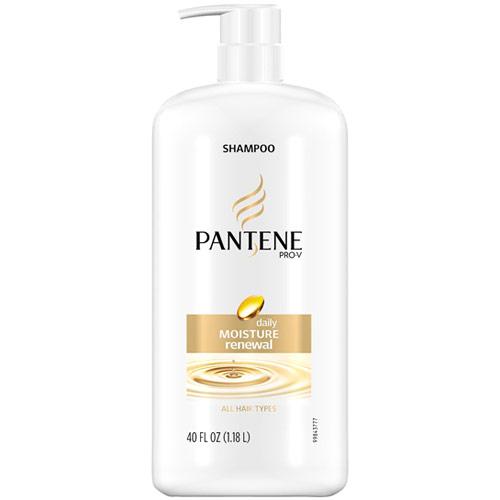 Pantene Pro-V Daily Moisture Renewal Shampoo, 40 oz (1.18 L)