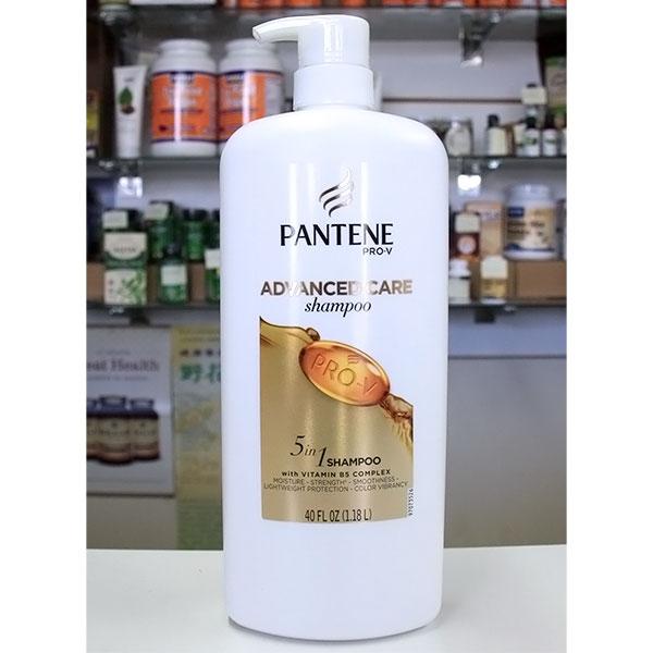 Pantene Pro-V Advanced Care Shampoo 5-in-1, 40 oz