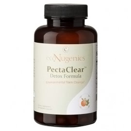 PectaClear Detox Formula, 60 Vegetable Capsules, EcoNugenics