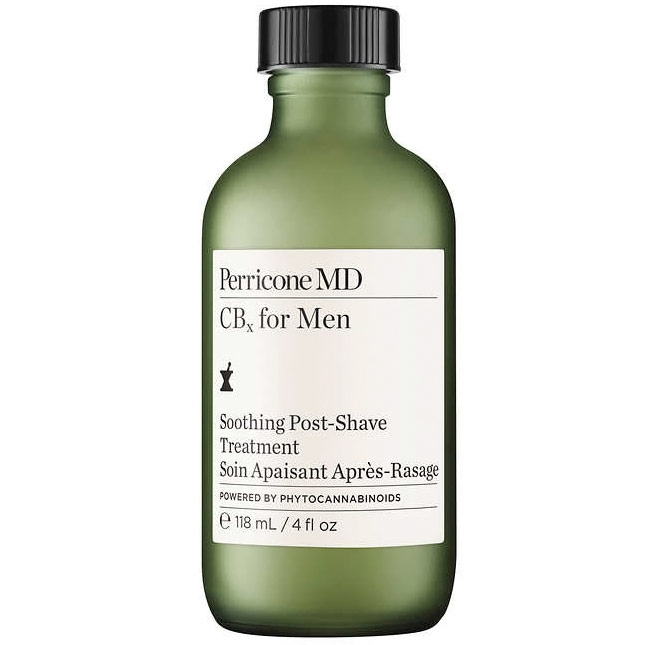 Perricone MD CBx for Men Soothing Post-Shave Treatment, 4 oz