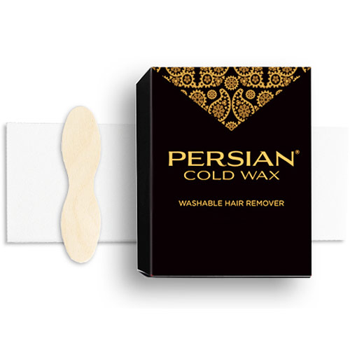 Persian Cold Wax, 8 oz, Parissa Natural Hair Removal