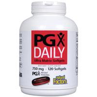 PGX Daily Ultra Matrix, 240 Softgels, Natural Factors