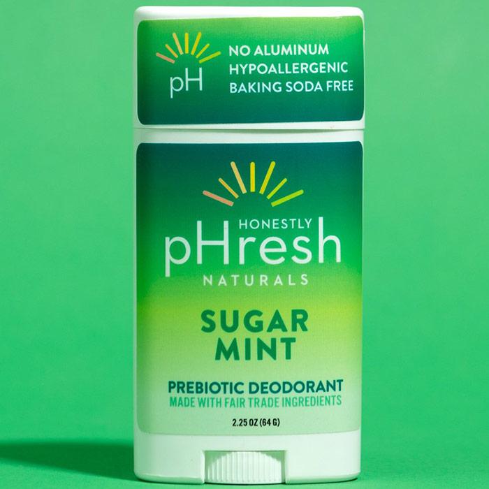 pHresh Deodorant, Sugar Mint, 1.7 oz