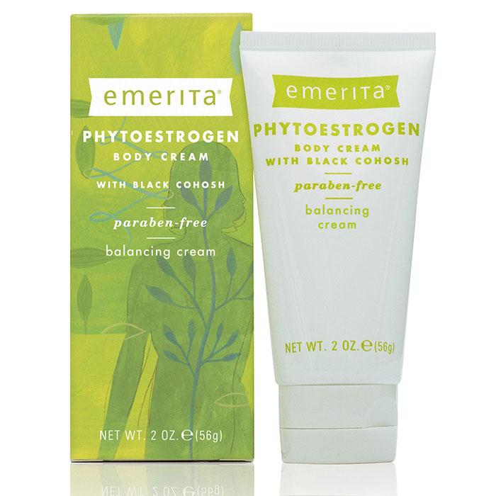 Phytoestrogen Cream 2 oz from Emerita