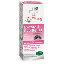 Pink Eye Relief Eye Drops .33 fl oz from Similasan