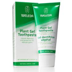Weleda Plant Gel Toothpaste, 2.5 oz