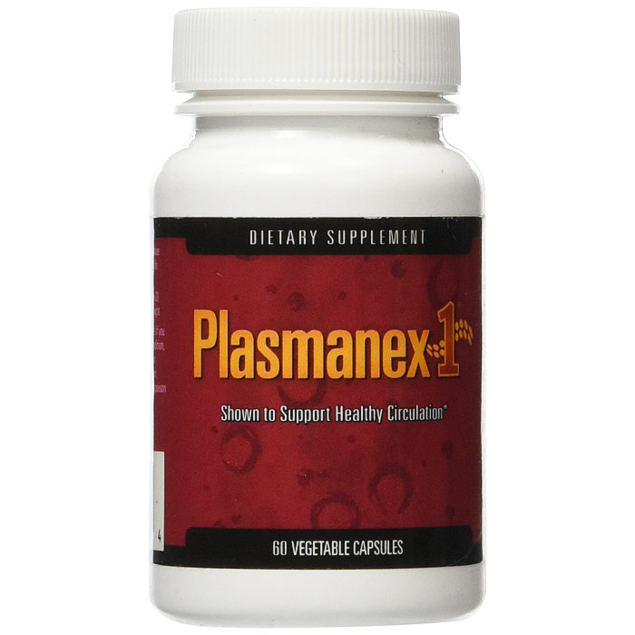 Plasmanex1, BFPB Natural Enzyme, 60 Vegetarian Capsules, Daiwa Health Development