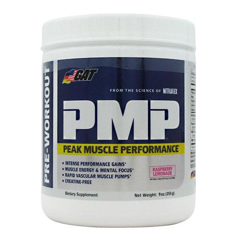 PMP, Peak Muscle Performance Powder, 30 Servings, GAT Sport