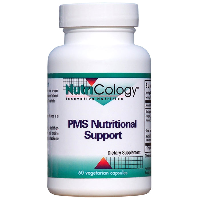 PMS Nutritional Support 60 vegicaps from NutriCology