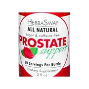 Prostate Support Liquid, Pomegranate, 2 oz, HerbaSway