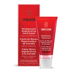 Weleda Pomegranate Regenerating Hand Cream, 1.7 oz