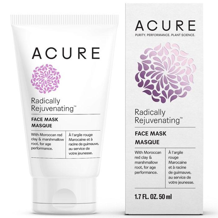 Acure Radically Rejuvenating Face Mask, 1.7 oz
