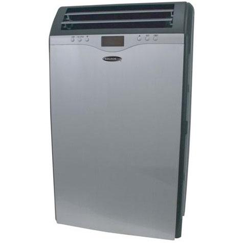 Soleus Air Portable Air Conditioner 13,000 BTU, Heat Pump Heater, Fan, Dehumidifier (LX-130/PH5-13R-35D)