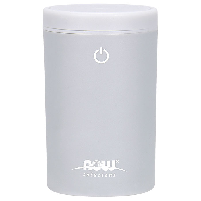 Aromatherapy Diffuser - Portable USB Ultrasonic Essential Oil Diffuser, NOW Foods