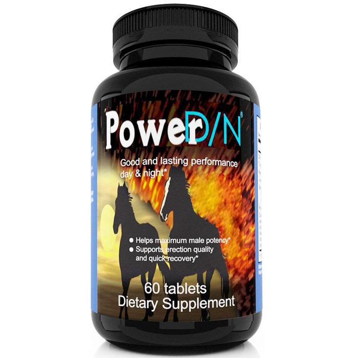 Power D/N, Male Enhancement, 60 Tablets, YinYang Harmony