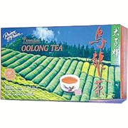 Premium Oolong Tea 100 tea bag, Prince of Peace