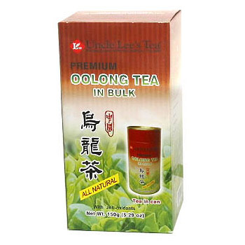 Premium Oolong Tea in Bulk, 5.29 oz, Uncle Lee's Tea