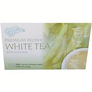 Premium Peony White Tea 100 tea bag, Prince of Peace