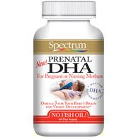 Prenatal DHA, 60 Softgels, Spectrum Essentials