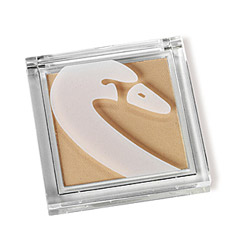 Ultrafine Pressed Face Powder, Warm, 8 gm, Beauty Without Cruelty