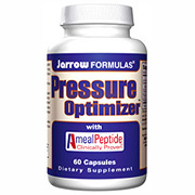 Pressure Optimizer with Ameal Peptide, 60 caps, Jarrow Formulas