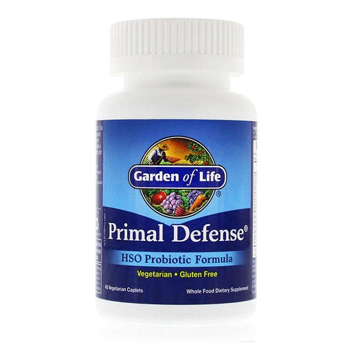 Primal Defense, 45 Caplets, Garden of Life
