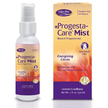 Life-Flo Progesta-Care Mist Energizing Citrus (Progesta Care) 1 oz, LifeFlo