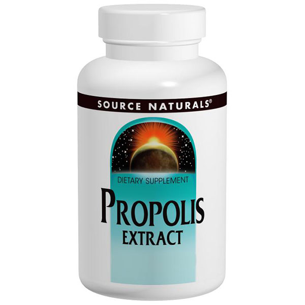 Propolis Extract 500mg 30 caps from Source Naturals