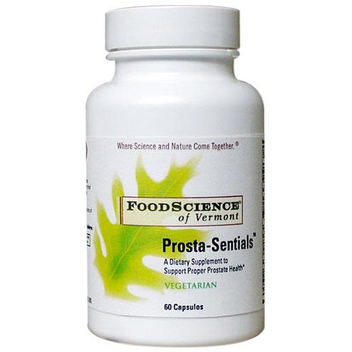 Prosta-Sentials (Prostate Health) 60 caps, FoodScience Of Vermont