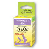 Ps & Qs, Peace & Quiet, 125 Chewable Tablets, Herbs For Kids