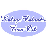 Pure Emu Oil 4 oz; Kalaya Calandri Emu Oil