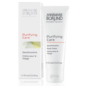 Purifying Care Facial Cream, 2.5 oz, AnneMarie Borlind