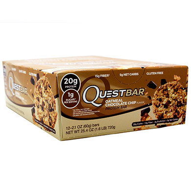 Quest Cravings Protein, Peanut Butter Cups, 12 Packs x 1.76 oz, Quest Nutrition