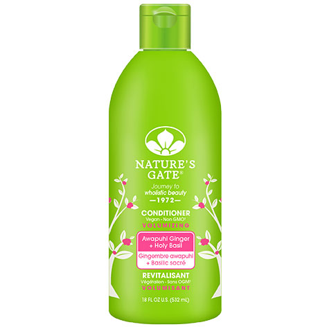 Rainwater Hair Conditioner Awapuhi 18 fl oz from Nature's Gate
