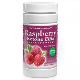 Raspberry Ketone Elite, 60 Vegetarian Capsules, Dr. Venessas Formulas
