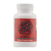 Raw Adrenal Cortex 200 mg, 60 Tablets, Ultra Enterprises